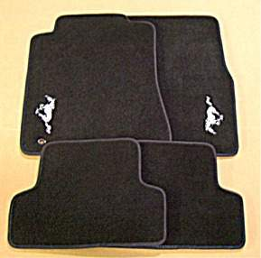 2005 for 1967 ford mustang floor mats